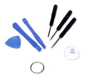 Kit Chaves Celulares Iphones 3 4 5 6 Pentalobe Torx Philips!