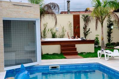 Aluguel Casa De Praia Temporada Peruibe+5513974017048