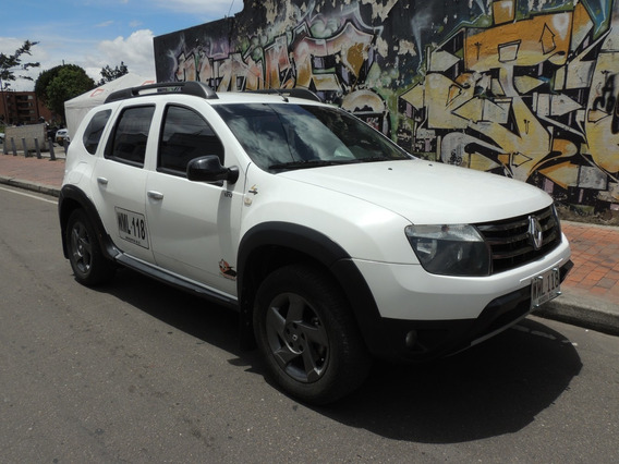 Renault Duster Dynamique 4x4 2.0 Aa Fe