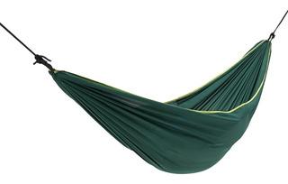 ® Hamaca Camping Quechua Basic 1 Persona Verde