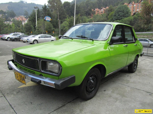 Renault R 12 Ts Mt 1300