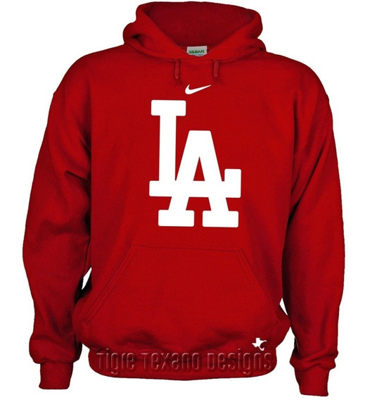 Sudadera Beisbol Mlb Dodgers Angeles 2p Tigre Texano Designs