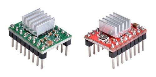 Driver A4988 Motor Paso A Paso Pololu Compatible Arduino