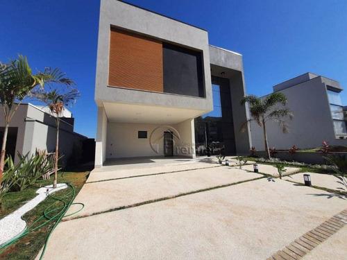 Imagem 1 de 28 de Sobrado Com 4 Suítes À Venda, 310 M² Por R$ 2.290.000 - Residencial Duas Marias - Indaiatuba/sp - So0400