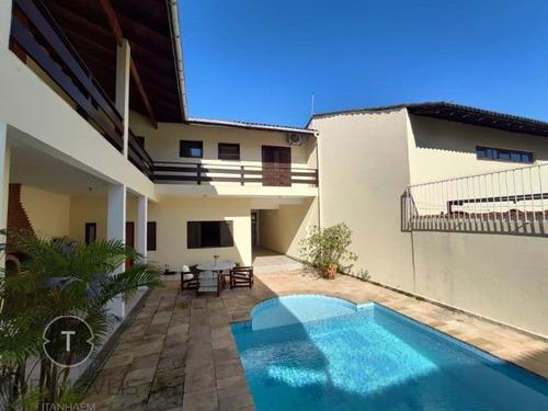 Casa Alto Padrão Itanhaém A Venda  05 Dormitórios - Ca00614 - 69379963