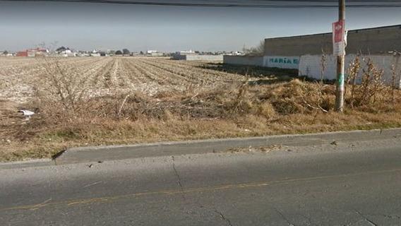 Venta De Terreno Para Desarrollador En Metepec, Edo. De Mex.