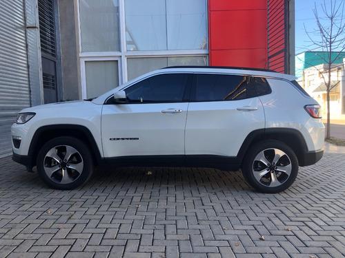 Jeep Compass 4x4 Longitud 2019
