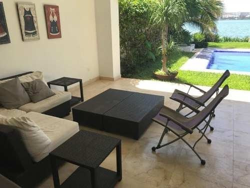 Casa De 5 Recamaras En Venta Pok Ta Pok Zona Hotelera Cancun