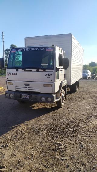 Ford Cargo 712 Usado