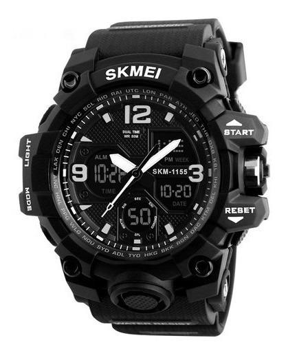 Relógio Original Skmei Modelo: 1155 Tipo De Esporte: Nataç