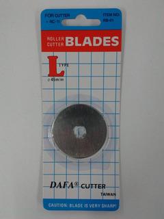 Cuchilla Dafa 45 Mm Para Cutter Circular