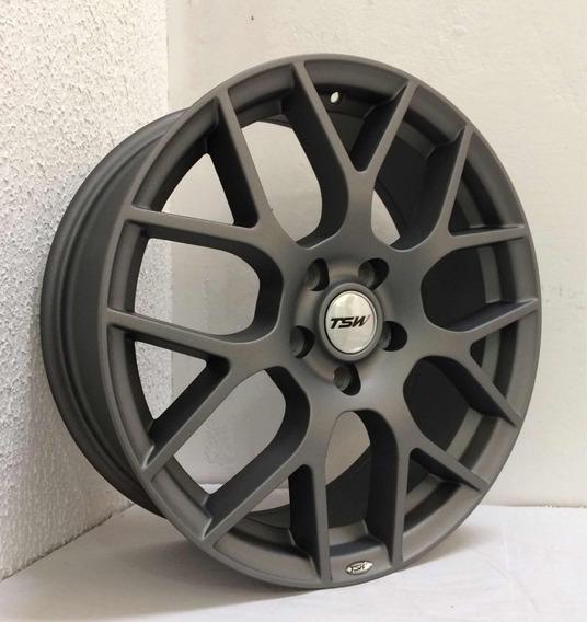 4 Roda Tsw/nurburgring/racing /aro18 Civic Lancer Jetta Golf
