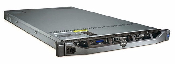 Servidor Dell R610 Poweredge 2 Xeon Six Core 32gb 960gb Ssd