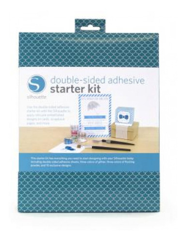 Silhouette - Kit Inicial Para Confecção De Adesivos  Dupla F