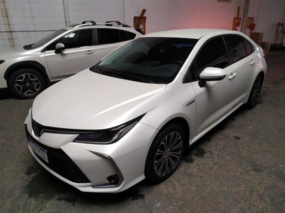 Toyota Corolla 2020 1.8 Se-g Cvt 140cv