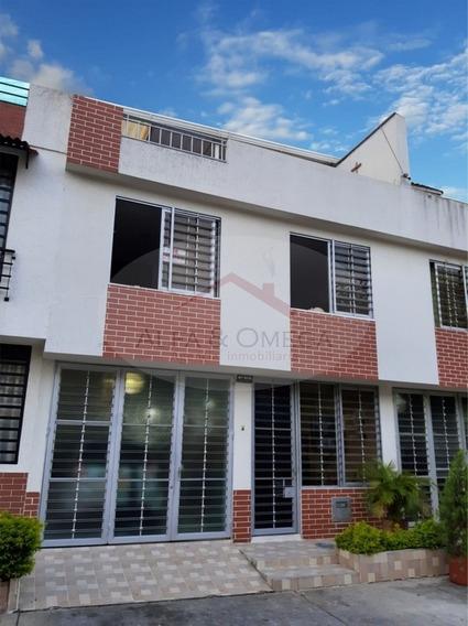 ¡casa Unifamiliar En Santa Rita, Ibagué