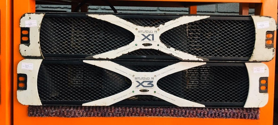 Amplificador Studior X3 - 12x Sem Juros - Envio Gratis