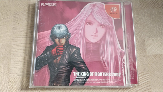 The King Of Fighters 2002 Dreamcast Original
