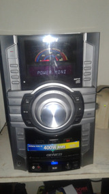 Som Sony Genezi Gt444 (sem Caixas Acústicas) Em Bom Estado.