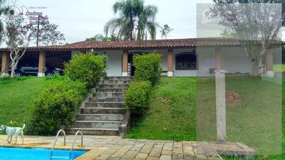 Chácara Condomínio Para Venda Em Bragança Paulista, Mãe Dos Homens, 4 Dormitórios, 1 Suíte, 3 Banheiros, 17 Vagas - Ch00028