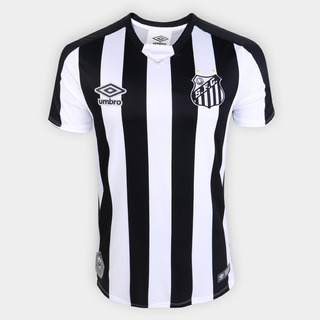 Novo Uniforme Santos Futebol Brasileiro Com Desconto Adquira