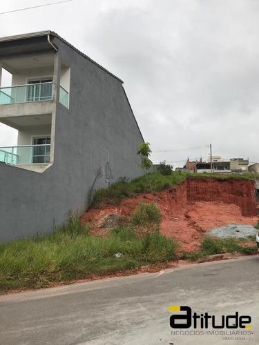Imagem 1 de 5 de Terreno A Venda - 166m² - Leve Aclive - Jardim Ana Cristina - 4739