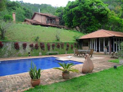 Sítio Rural À Venda, Secretário, Petrópolis. - Si0045