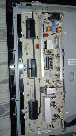 Placa Da Fonte E Inverter Da Tv Lcd Samsung Ln37b530p2r