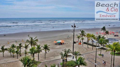 Frente Mar, 3 Dorms, Ocian, Praia Grande, R$ 340 Mil, Ap00511. - Vap00511