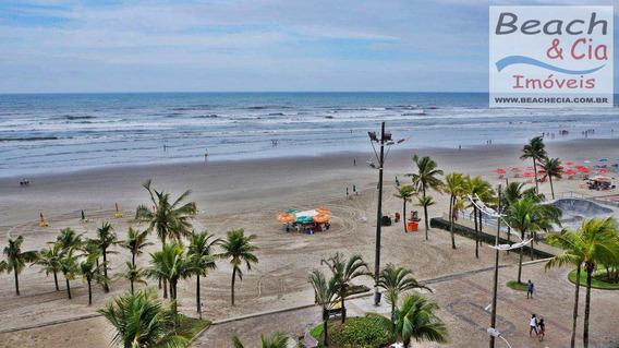 Frente-mar, 3 Dorms, Ocian, Praia Grande, R$ 340 Mil, Vap00511
