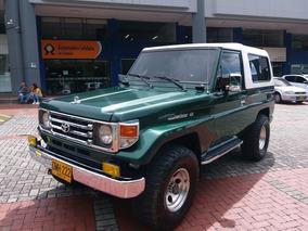 Toyota Land Cruiser Fzj Carevaca 4.5