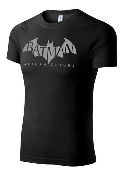 Remera De Batman Arkham.calidad Premium.