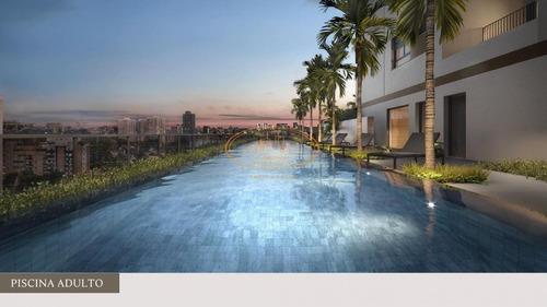 Imagem 1 de 25 de Apartamento  Com 4 Dormitório(s) Localizado(a) No Bairro Sumaré Em São Paulo / São Paulo  - 6896