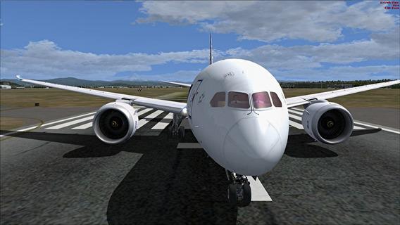 Aeronave 787 Para Fsx-deluxe