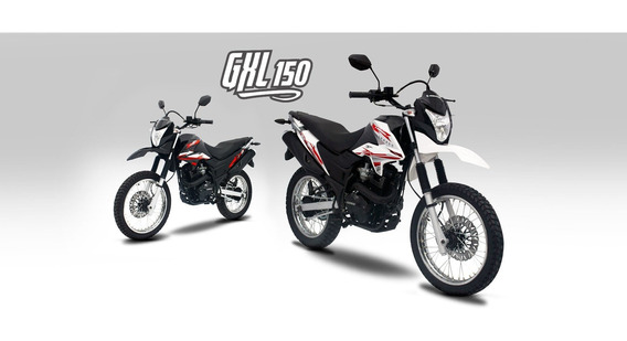 Moto Guerrero Gxl 150 - Enduro - Cross - Zr No