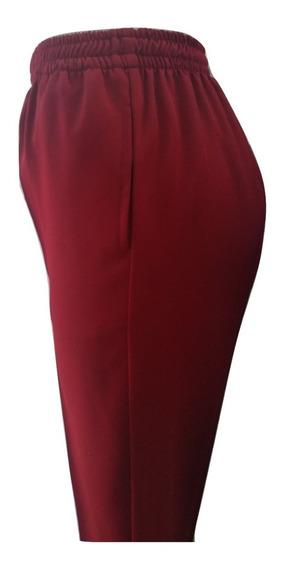 2 Pantalones De Vestir Con Resorte, Mujer, Varios Colores.