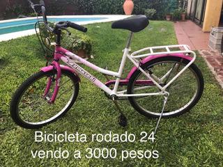 Bicicleta Lady Tomaselli
