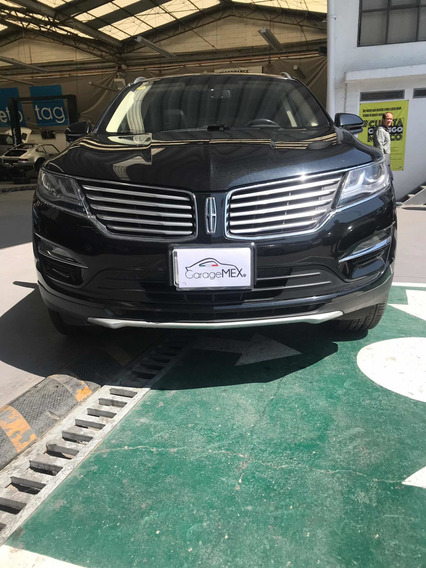 Lincoln Mkc Blindada Nivel 3