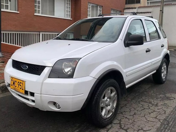 Ford Ecosport 4x2 Mt