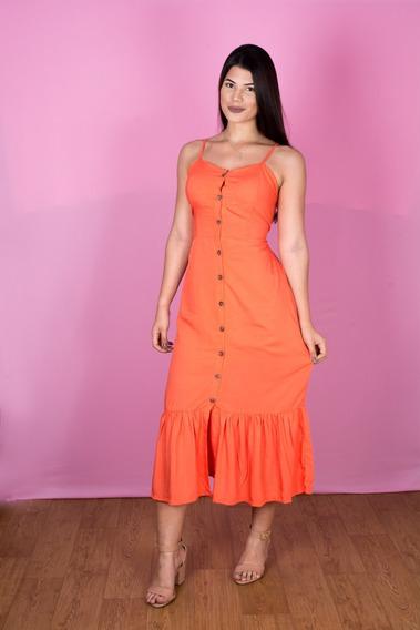 Vestido Midi Farm (estilo)