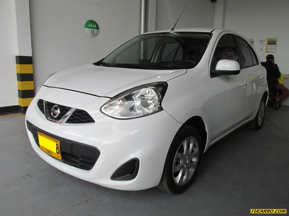 Nissan March Advance