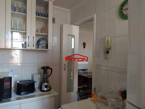 Apartamento À Venda, 50 M² Por R$ 215.000,00 - Jardim Penha - São Paulo/sp - Ap2366