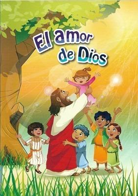 Libro Devocional Para Niños El Amor De Dios