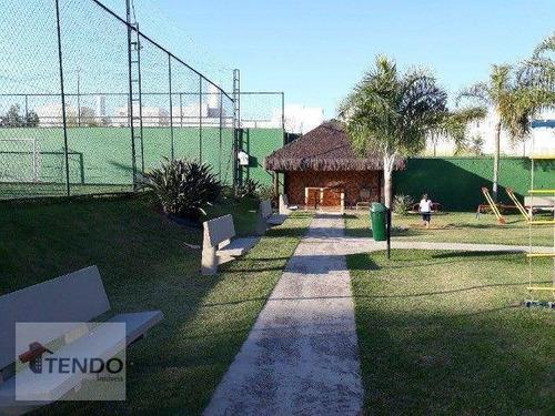 Imob02 - Terreno 300 M² - Venda - Jardim Portal De Itaici - Indaiatuba/sp - Te0437