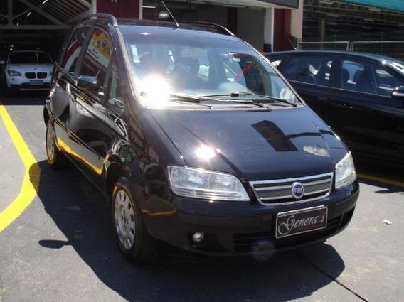 Fiat Idea Elx 1.4 Completo (2008)