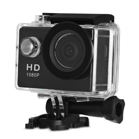 Câmera Waterproof A9 Hd 1080p + Acessórios Actioncam