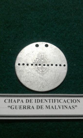 Placa De Identificación Malvinas (175).