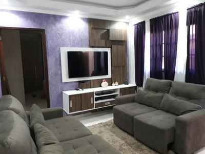 Linda Casa No Jd. Corcovado (aceita Financiamento!) - C32