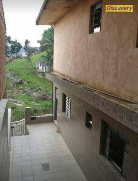 Sobrado Residencial À Venda, Jardim Fátima, Guarulhos. - So0350