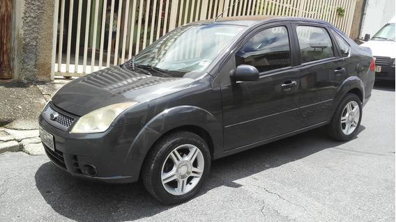 Ford Fiesta Sedan 1.6 8v Zetec Rocam 2009/2009